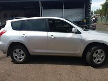 2006 Toyota RAV4 CV Silver 5 Speed Manual Wagon Winnellie Darwin City Preview