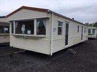 Starter static caravan for sale on holiday park in Solva, Pembrokeshire