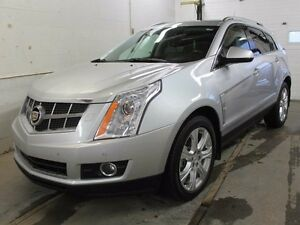 2010 Cadillac SRX AWD PERFORMANCE PACKAGE/ LEATHER/ MOONROOF/ NA