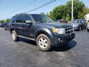 2008 Ford Escape XLT FWD LEATHER SAFETIED