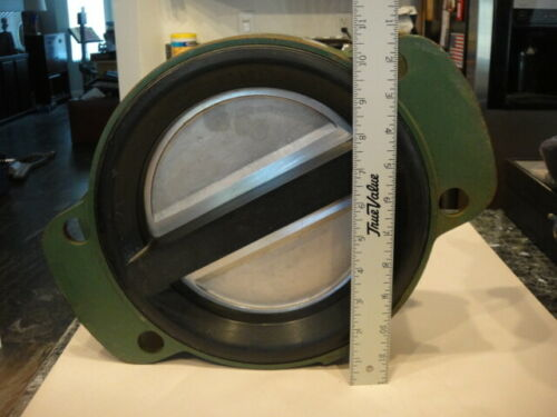 "NOS CENTER LINE 8"" SERIES 800 BUTTERFLY CHECK VALVE CLC-8 S-01 21469-74"