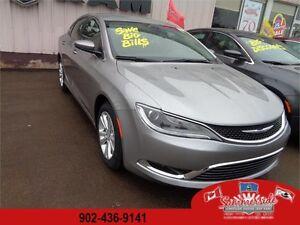 2016 Chrysler 200 Limited SAVE SAVE SAVE $4917