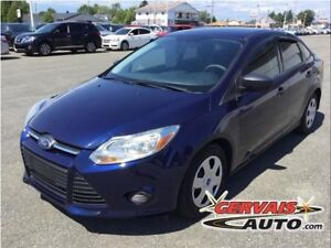 Ford Focus S A/C 2012