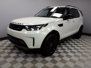 2017 Land Rover Discovery DIESEL Td6 HSE BLACK PACK 7 Seats - Lo