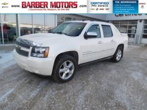 2012 Chevrolet Avalanche 1500 LTZ, SUNROOF, REAR CAMERA, LEATHER