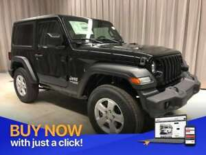 2019 Jeep All-New Wrangler SPORT 4X4 | UCONNECT BACK UP CAM