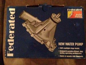 NEW WATER PUMP - FOR DODGE JEEP V6 / V8 TRUCKS