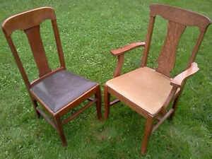 VARIOUS CHAIRS, SETS OF 4, 3, 2 & SINGLE CHAIRS - SOME ANTIQUE Cornwall Ontario image 4