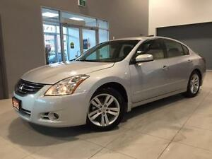 2012 Nissan Altima 3.5 SR-LEATHER-SUNROOF-BACK UP CAMERA