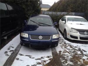 2004 Volkswagen Passat Sedan GLS