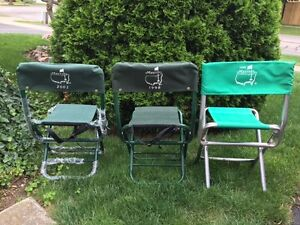 Green Masters Golf Chairs