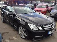 Mercedes-Benz E Class E250 CDI BlueEFFICIENCY Sport Tip Auto 2.2 2drFINANCE AVAILABLE. SAT NAV