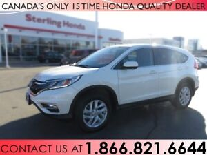 2015 Honda CR-V EX-L   AWD   NO ACCIDENTS   1 OWNER   LEATHER