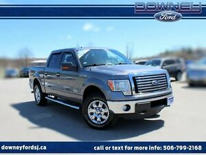 2011 Ford F-150 XLT 507A WITH XTR PACKAGE MAX TOW PKGE 3.73 AXLE