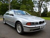 1998 BMW 528i SE Auto 4dr saloon Full Service History One owner
