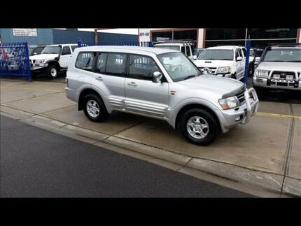 2002 Mitsubishi Pajero NM Exceed LWB (4x4) 5 Speed Auto Sports Mode Wagon Noble Park Greater Dandenong Preview