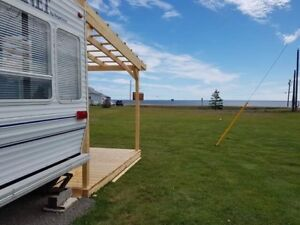Waterfront 29ft trailer for rent