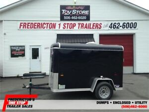2015 Forest River 5'X8' Cargo Trailer