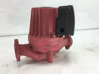 New Grundfos Circulator Pump, P/N 96404951, Model UPS 40-80/4F, 460V, OLD STOCK