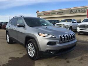 2015 Jeep Cherokee North- Low KM's, Remote Start, Heated Seats