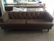3 Seater and 2 Seater Sofas - Plush Chester Saratoga Gosford Area Preview