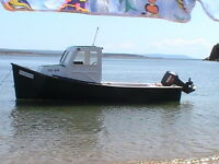 FOR SALE ,,,20 Cape Boat