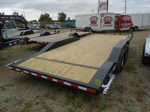 PJ BUGGY HAULER - 5 TON 7 X 20' BED -YOUR LOWEST CANADIAN PRICE London Ontario image 13