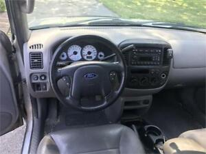 2002 Ford Escape limited AWD XLT Midnight