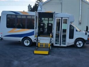 2011 Chevrolet Other Wheelchair Access Bus 15 Passenger Other