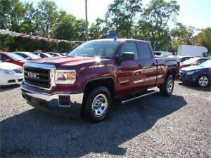 2014 GMC Sierra 1500 Double Cab 4WD 71kms V8