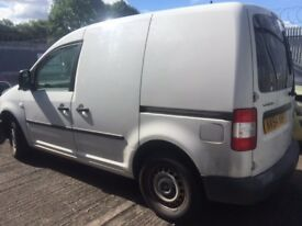 VW CADDY 2004 BREAKING FOR SPARES