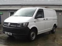 Volkswagen Transporter T28 SWB DIESEL 2.0 TDI BMT 102 STARTLINE VAN EURO 6 (2016