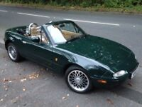 Mazda MX5 Limited Edition Number 116 of 250