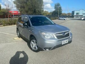 2013 Subaru Forester S4 MY13 2.5i Lineartronic AWD Silver 6 Speed Constant Variable Wagon Mile End South West Torrens Area Preview