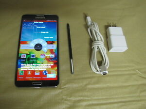 SAMSUNG NOTE 3 16GB STYLUS EXCELLENT ROGERS UNLOCKED