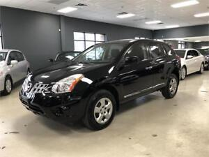 2011 Nissan Rogue S*ONE OWNER*CERTIFIED*LOW KM*
