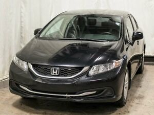 2013 Honda Civic LX Sedan Automatic w/ Bluetooth, MP3/CD, Rear T