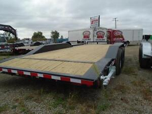 PJ BUGGY HAULER - 5 TON 7 X 20' BED -YOUR LOWEST CANADIAN PRICE London Ontario image 12