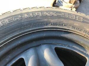 winter tires and rims for Toyota Rav