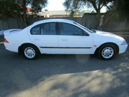 2000 Ford Falcon AUII Forte 4 Speed Automatic Sedan Clearview Port Adelaide Area Preview