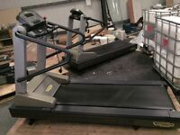 Treadmill and wave runner for sale - Techogym equipment previously used in commercial gym