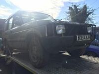 Land Rover Discovery, being sold as spares or repair, non runner, car located in Gravesend Kent, any