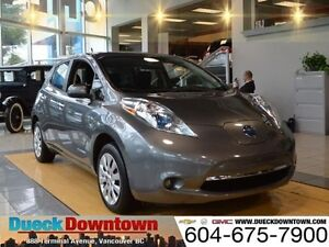 2014 Nissan LEAF UNKNOWN