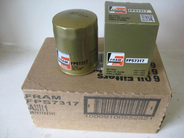 Fram Pro Synthetic FPS7317 Oil Filter CASE fits XG7317 M1-110 PL14610