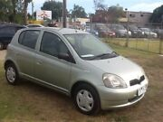 2002 Toyota Echo NCP10R Green 5 Speed Manual Hatchback Hastings Mornington Peninsula Preview