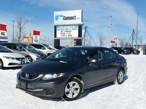 2013 Honda Civic ONLY $19 DOWN $50/WKLY!!
