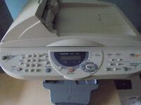 Brother Colour Printer A4 - Fax - copier - Scanner, for Parts or Repair
