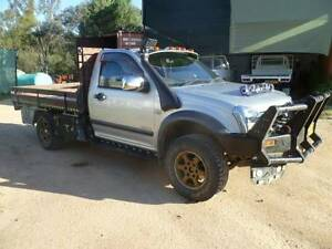 Holden Rodeo Ute Bonshaw Inverell Area Preview