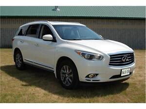 2014 Infiniti QX60 - $38995.00 -3 Row seating, Navigation/camera