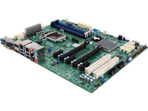 Super Micro MBD-X11SAE-O ATX Server Motherboard LGA 1151 Intel C236